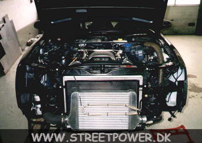 VWVortex.com - 2001 Audi A4, Twin Turbo 3.0L